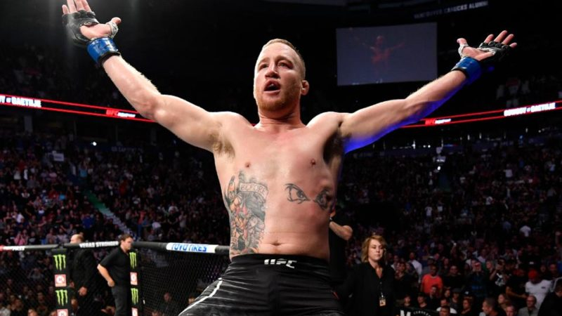 Know About MMA fighter Justin Gaethje