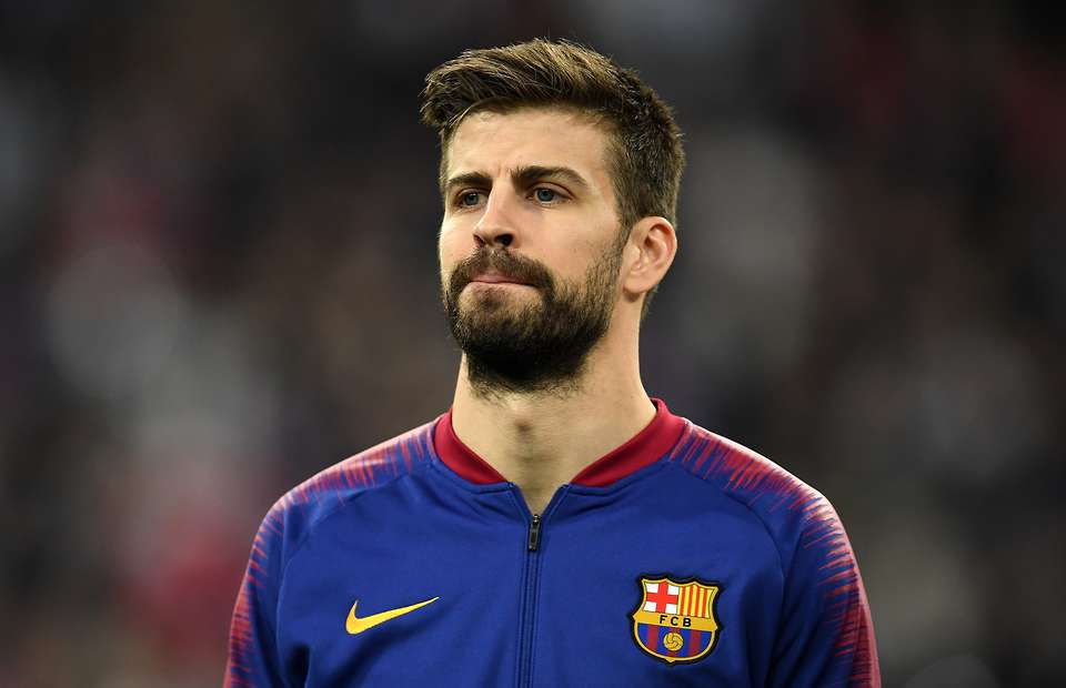 "Know about the famous and popular defender ""Gerard Piqué"""