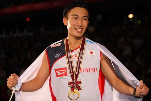 Kento Momota's Biography