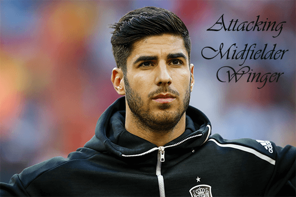 Marco Asensio's Biography