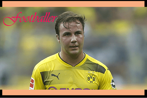 Mario Götze's Biography