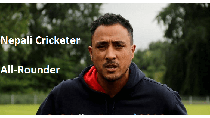 Paras Khadka's Biography