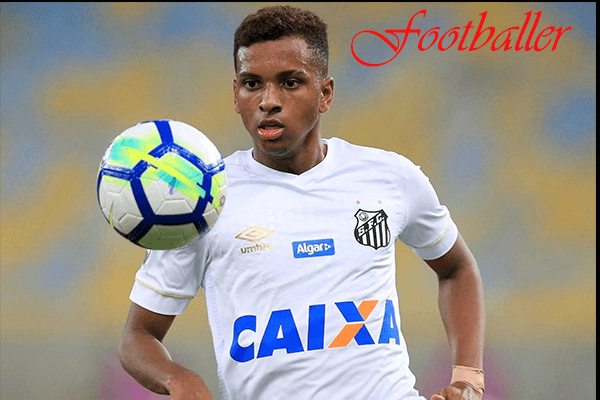 Rodrygo's Biography