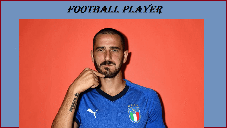 Leonardo Bonucci's Biography