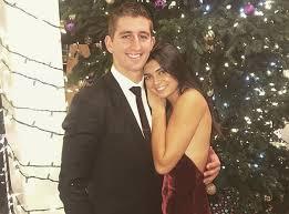 Josh Rosen girlfriend Zana Muno is a UCLA volleyball player