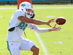 Miami Dolphins' improved TE depth could cost Gesicki snaps | Miami Herald