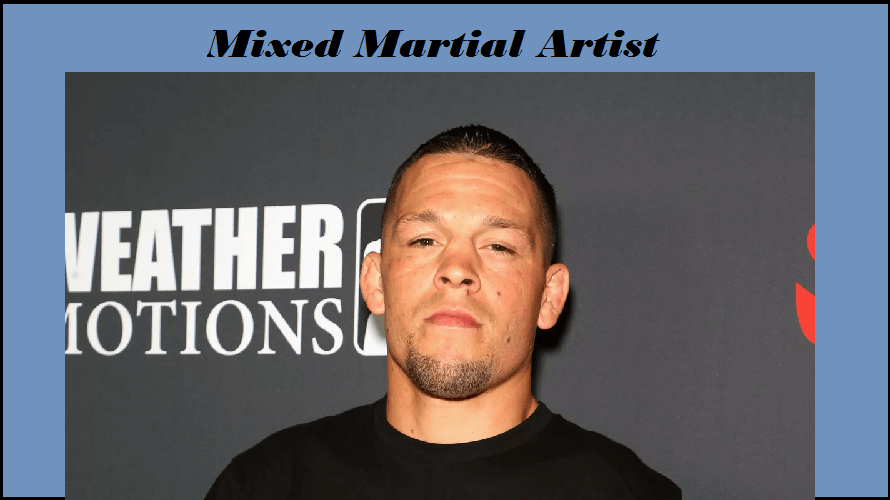 Nate Diaz's Net Worth And Biography