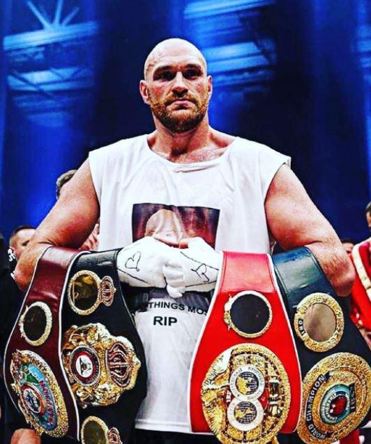Tyson Fury Wiki 2021: Age, Career, Net Worth